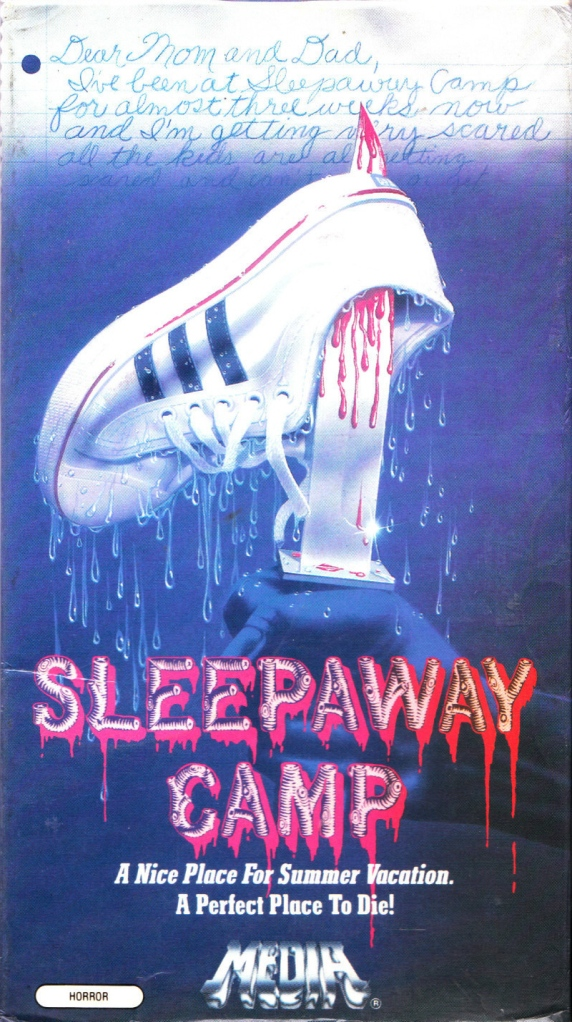 sleepaway camp media vhs high resolution tapeless